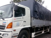 Xe tải Hino FL, 3 chân 2 dí 1 cầu, 16 tấn, thùng dài 9.3m giá Tốt Giao Xe Toàn Quốc