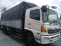 Chuyên cung cấp xe tải Hino16 tấn nhập khẩu chính hãng - xe tải Hino giá rẻ trả góp lãi suất thấp