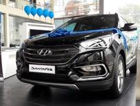 Hyundai Santa Fe 2017 , máy dầu 7 chỗ khuyến mãi lớn tại Hyundai Bà Rịa Vũng Tàu (0977860475)