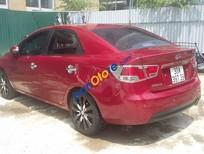 Cần bán xe Kia Forte Sli đời 2009, màu đỏ, xe nhập, giá chỉ 475 triệu