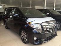 Cần bán Toyota Alphard Executive Lounge đời 2016, màu đen, xe nhập Mỹ