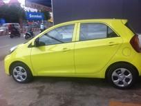 Bán xe Kia Morning đời 2020, màu vàng, giá tốt