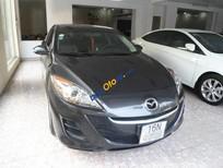 Bán xe Mazda 3 1.6AT đời 2010, màu đen, xe nhập số tự động, 545tr