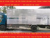 Cần bán xe tải Veam Vt260 1,99 tấn 2016, nhập khẩu, 435 triệu