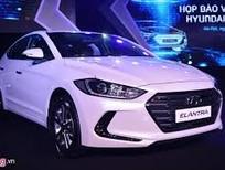 Cần bán Hyundai Elantra 1.6AT 2016 màu trắng giảm giá 10-30tr  hỗ trợ trả góp 80%