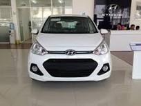 Cần bán xe Hyundai Grand i10 1.0mt 2016, màu trắng, nhập khẩu chính hãng, giá chỉ 402 triệu