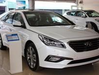 Cần bán xe Hyundai Sonata 2.0AT 2016, màu trắng, xe nhập nguyên chiếc từ Hàn Quốc