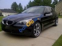 Cần bán BMW 525i đời 2005, màu đen, xe nhập giá 450 triệu