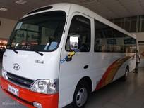 Cần bán Hyundai County XL thân dài đời 2016, hai màu, nhập khẩu chính hãng