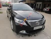 Cần bán xe Toyota Camry 2.5Q sản xuất 2012, màu đen