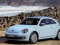 Cần bán xe Volkswagen Beetle E 2016, màu xanh lam, nhập khẩu nguyên chiếc