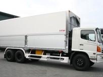 Sở hữu xe tải Hino FL8JTSA chỉ 20% giá trị xe, xe có sẵn