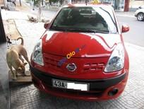 Cần bán lại xe Nissan Pixo 1.0 AT đời 2010, màu đỏ, nhập khẩu nguyên chiếc chính chủ giá cạnh tranh
