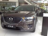 Cần bán Mazda CX 5 FL đời 2016, màu nâu