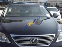 Cần bán gấp Lexus LS 460 đời 2008, màu đen, nhập khẩu