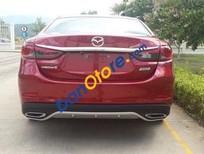 Xe Mazda 6 đời 2017 cản sau 2 bô mới, thể thao - Giá tốt nhất tại Biên Hòa- Đồng Nai, liên hệ hotline 0933000600
