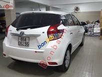 Bán xe cũ Toyota Yaris 1.3G sản xuất 2014, màu trắng, xe nhập