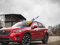 Cần bán Mazda CX 5 AWD 2.5 AT đời 2016, màu đỏ