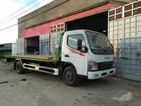 Bán xe tải Fuso 5 tấn cứu hộ sàn trượt, chất lượng, giá tốt nhất thị trường