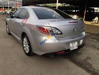 Bán xe Mazda 6 2.0AT sản xuất 2012, màu bạc, nhập khẩu Nhật Bản, 680tr