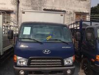 Xe tải Hyundai thùng kín 1,7 tấn, Hyundai HD65, HD350, xe Huyndai chạy trong Tp. HCM, giá tốt nhất, bảo hành toàn quốc