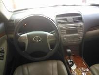Bán xe Toyota Camry 2.4G đời 2009, màu đen