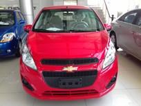 Bán ô tô Chevrolet Spark DUO đời 2017, Bình Dương, giá ưu đãi nhất - trả trước 40tr là có xe