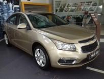 Bán ô tô Chevrolet Cruze 1.8 LTZ 2017, số tự động, giá rẻ nhất Bình Dương