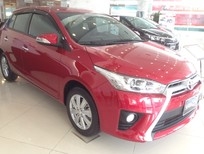 Cần bán xe Toyota Yaris 1.5G CVT 2016, giá tốt, giao xe ngay