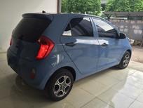 Cần bán xe Kia Morning 1.0 AT 2012, màu xanh lục, nhập khẩu nguyên chiếc