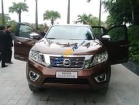Bán Nissan Navara VL 2.5AT đời 2017, màu nâu, xe nhập Thái giá tốt nhất Hà Nội