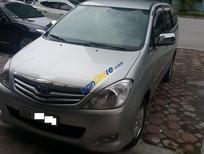 Bán ô tô Toyota Innova 2.0G đời 2009 màu bạc