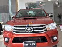 Toyota Hilux 2.4E 2017 giảm giá kịch sàn, hỗ trợ trả góp lên tới 90%, hotline: 0941.00.4444