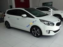Cần bán Kia Rondo GAT 2018, màu trắng, số tự động, xe Kia 7 chỗ