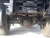 Xe ben 5 tấn FLD490C Trường Hải mới nâng tải từ 3,5 tấn lên 2016
