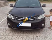 Xe Toyota Corolla altis 1.8G 2013