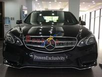 Cần bán lại xe Mercedes E250 AMG đời 2015, màu đen