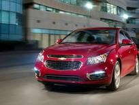 Bán Chevrolet Cruze 2017 giá rẻ nhất Sài Gòn
