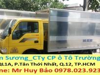 Bán xe tải 1,5 tấn - dưới 2,5 tấn jt đời 2016, màu vàng, nhập khẩu