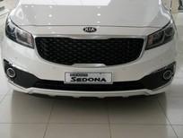 Kia Sedona 2017 giá 1 tỷ 055tr tại  Vĩnh Phúc Phú Thọ 0964778111