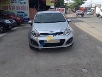 Bán Kia Rio 2011, màu bạc, xe nhập khẩu
