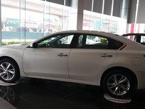 Bán xe Nissan Teana 2.5 SL  2014, màu trắng, nhập khẩu nguyên chiếc giá thỏa thuận
