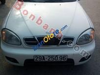 Cần bán xe Daewoo Lanos đời 2003, màu trắng