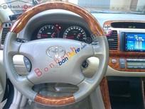 Cần bán Toyota Camry 2.4G đời 2006, màu đen còn mới
