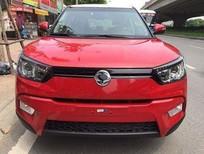 Cần bán xe Ssangyong Ssangyong Tivoli 2016, màu đỏ, xe nhập, giá chỉ 630 triệu