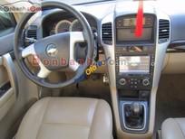 Ô Tô Thủ Đô bán Chevrolet Captiva LT đời 2009, màu đen số sàn, giá tốt