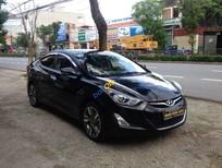 Bán Hyundai Elantra GLS 2015, màu đen, xe nhập