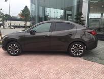 Cần bán xe Mazda 2 1.5AT đời 2017, màu nâu, giá chỉ 580 triệu