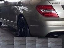Bán Mercedes C200 màu đồng 2013