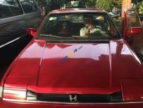 Bán Honda Prelude Sport đời 1985, màu đỏ, giá 130tr